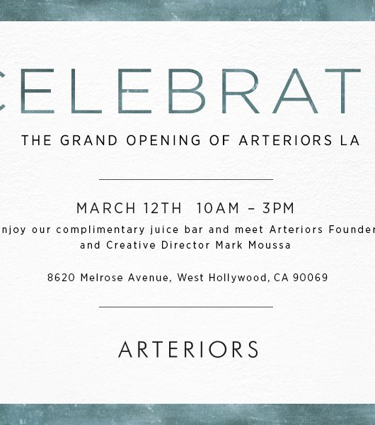 ARTERORS LA open house
