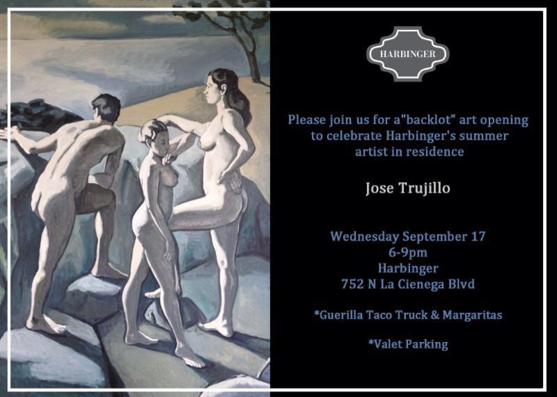 Harbinger invite