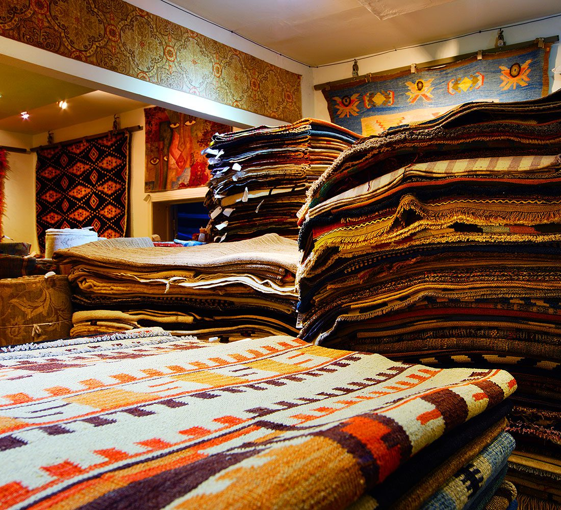 Jamal's Rug Collection
