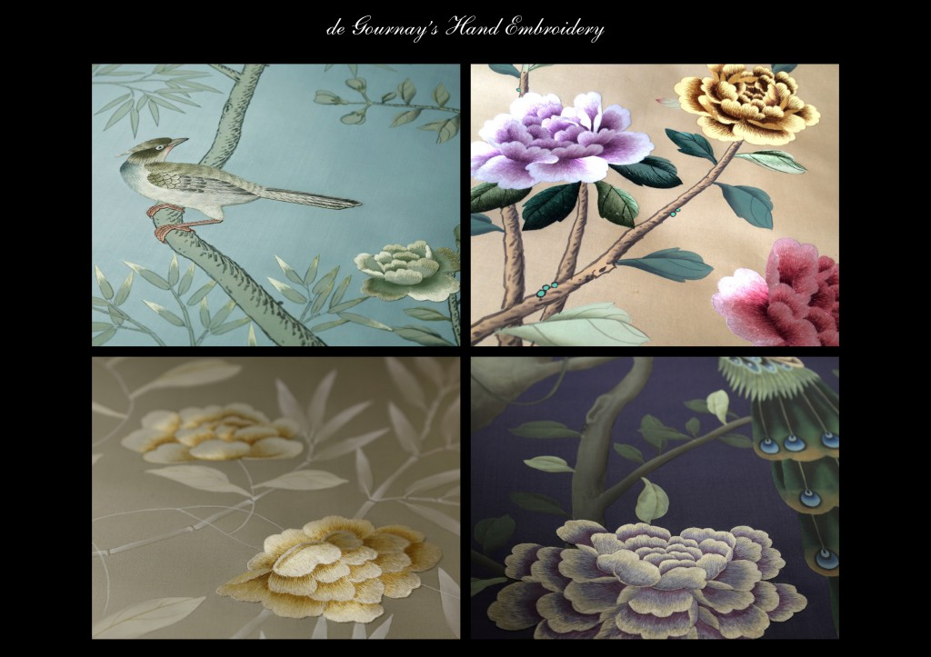 de Gournay New Products Oct 16-10