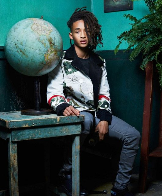 Jaden Smith Architectural Digest
