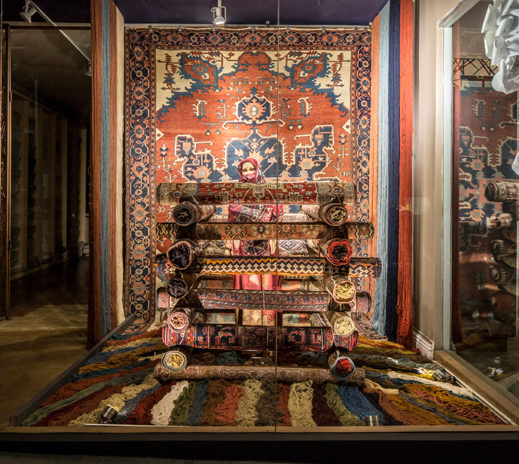 Antique Rug Co. by John Turturro