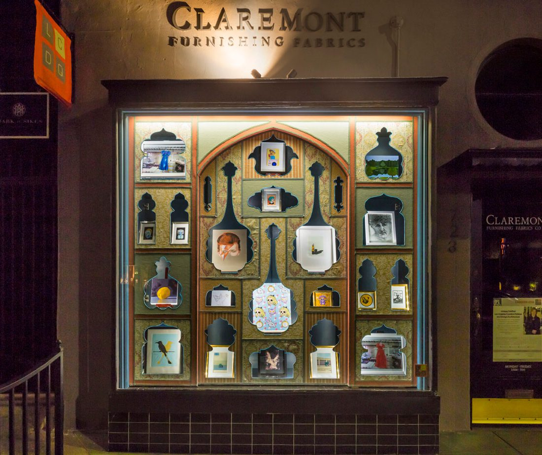 Claremont by Kate Stamps