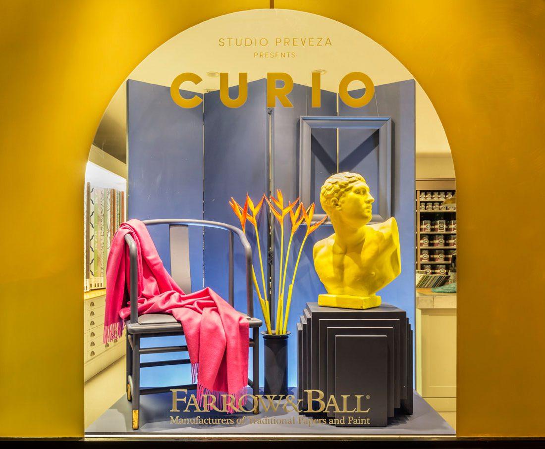 Farrow & Ball by Christos Prevezanos