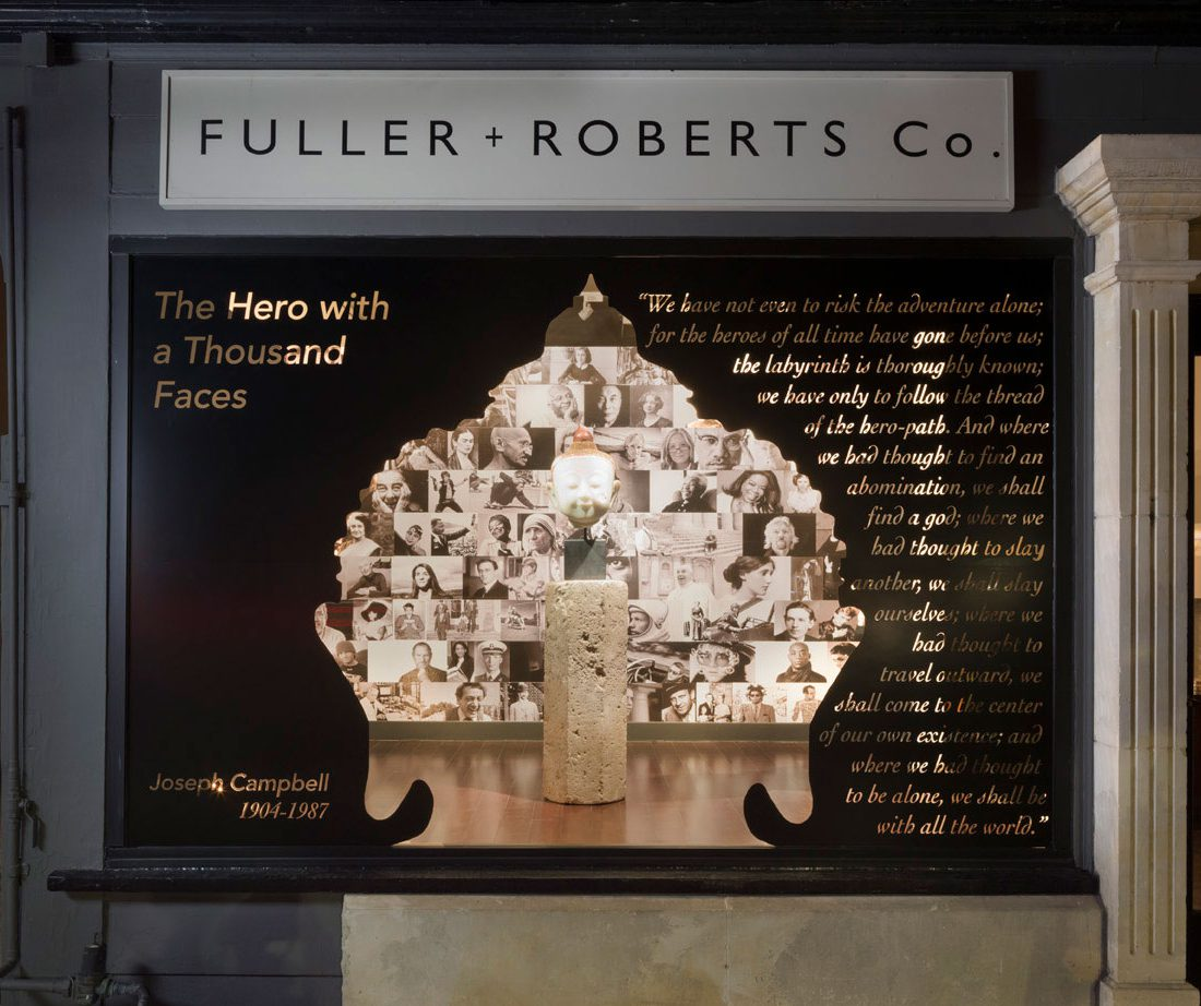 Fuller & Roberts by Jane Hallworth