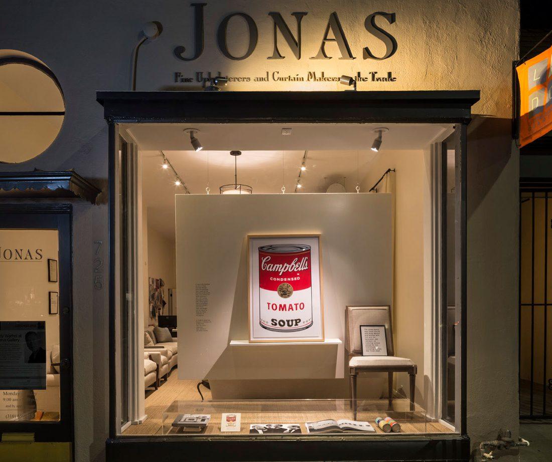 Jonas by Brad Dunning