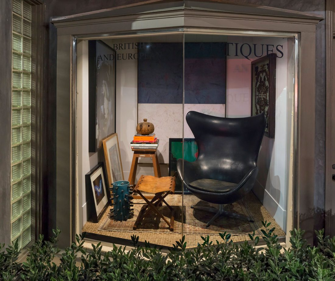 Lee Stanton Antiques by Robert Stilin