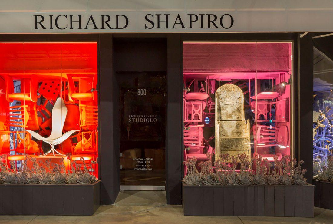 Richard Shapiro by Jamie Bush