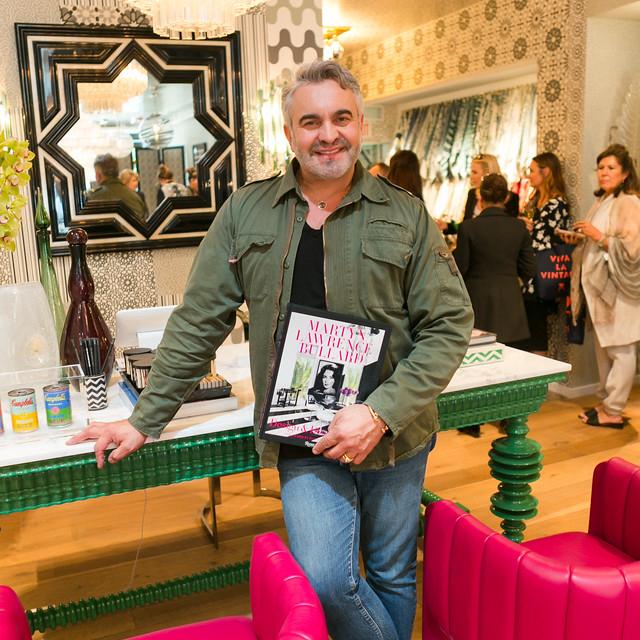 Martyn Lawrence Bullard Book Signing