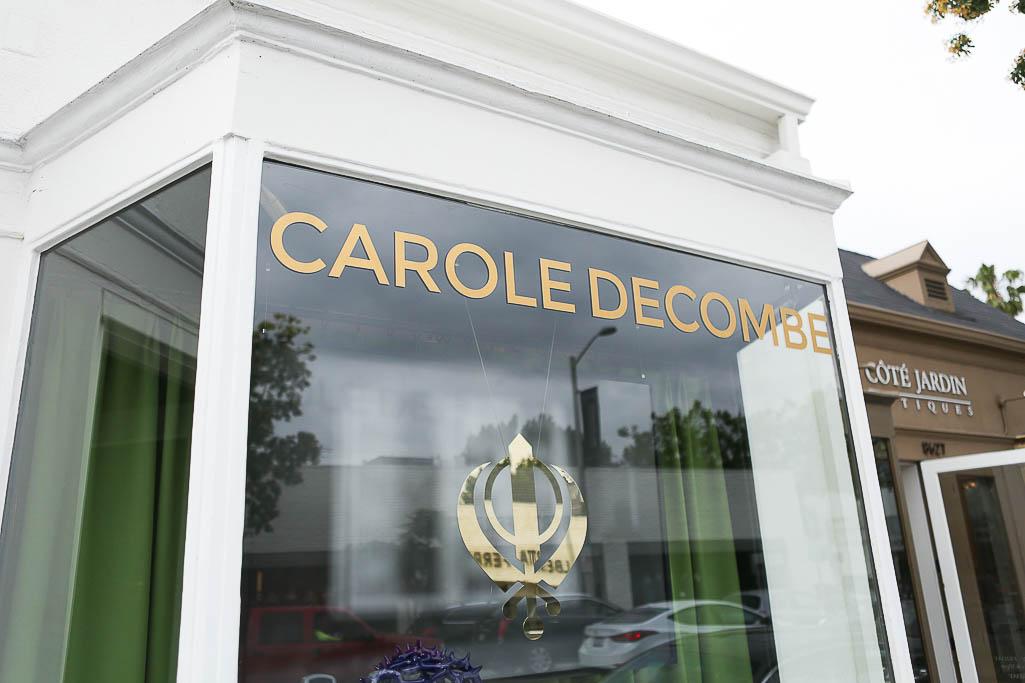 Champagne Reception Galerie Carole Decombe