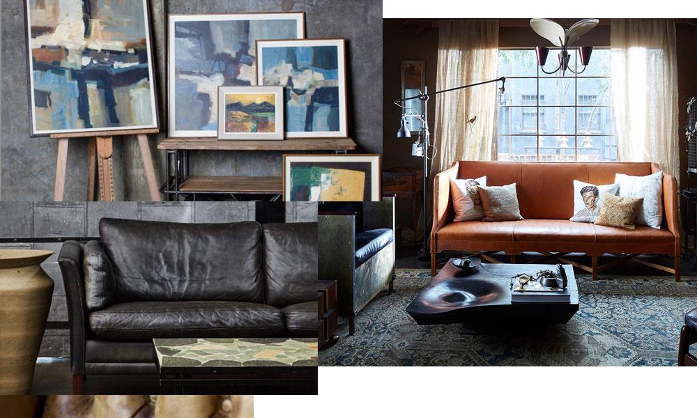 Lee Stanton Antiques and Hallworth Design