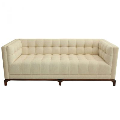 Dragonette Biscuit-tufted Sofa by Maurice Bailey for Monteverdi Young