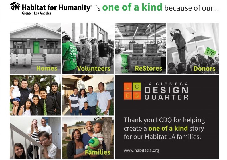 Habitat for Humanity LA
