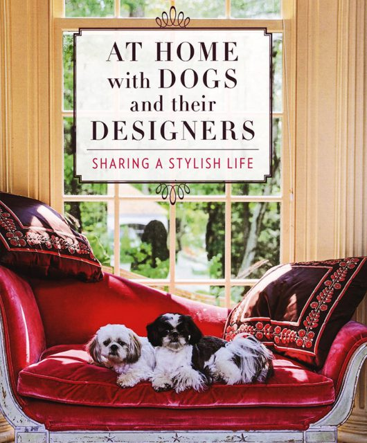 At Home With Dogs & Their Designers