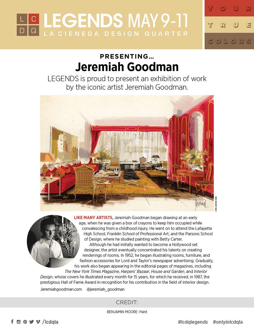 JEREMIAH GOODMAN EXHIBIT