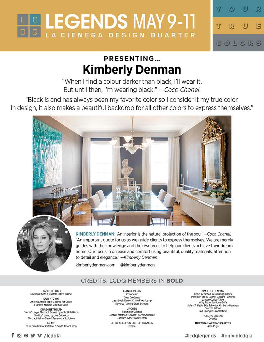KIMBERLY DENMAN