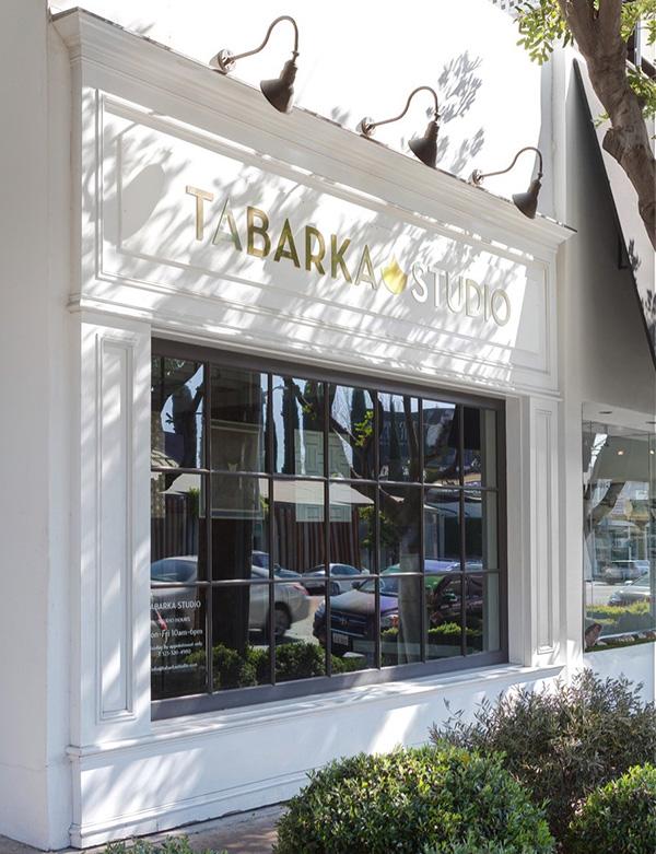 Tabarka Showroom Los Angeles