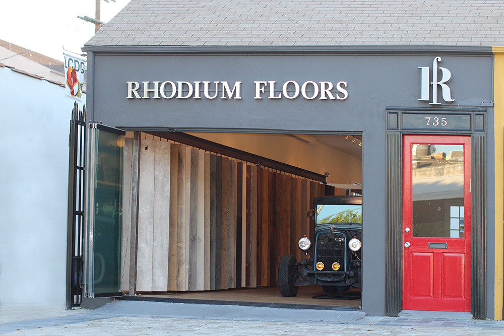 Rhodium Floors