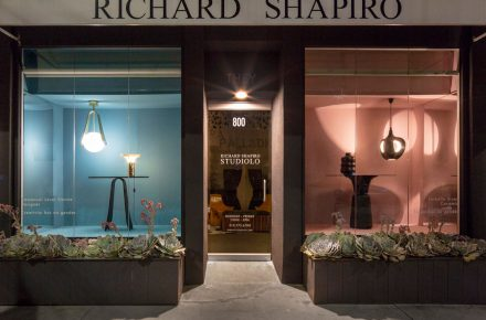 Richard Shapiro by Carole Decombe
