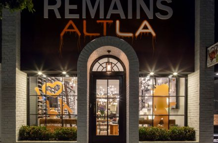 Alt For Living and Remains Lighting by Shawn Henderson