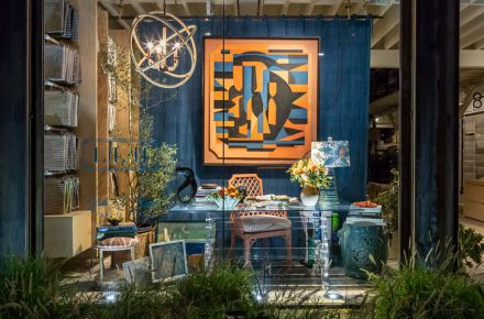 Marc Phillips Rugs South Window by Leslie Hunt