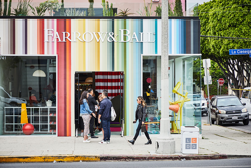 LCDQ LEGENDS 2019 Farrow & Ball