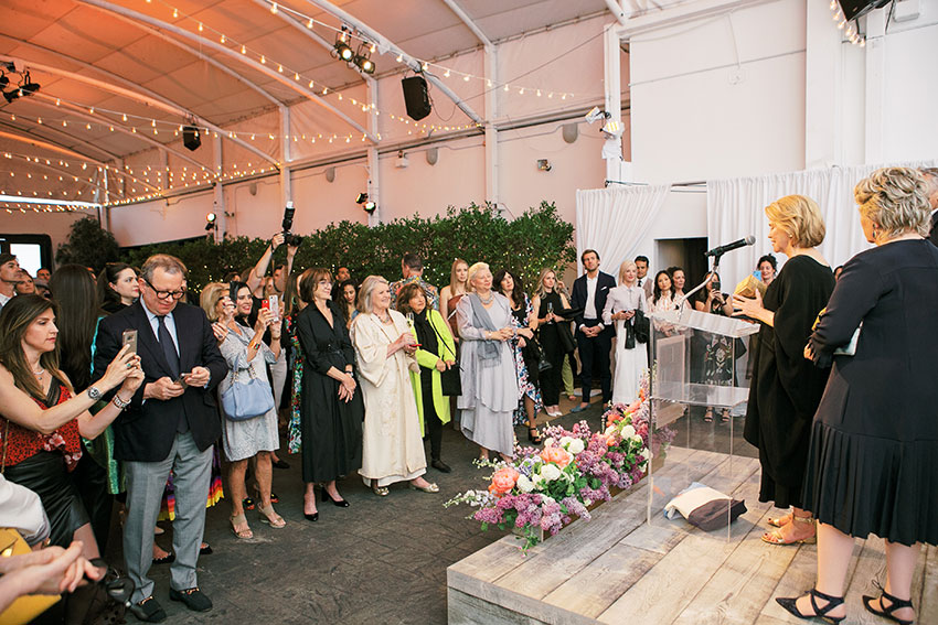LEGENDS 2019 Bunny Williams and Suzanne Rheinstein
